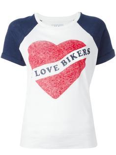 футболка 'Love Bikers' Zoe Karssen