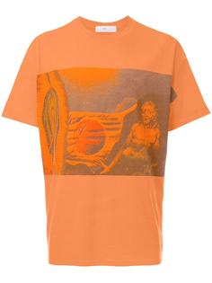 front print T-shirt Toga