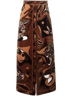 'Gorgeous Flower' skirt Emilio Pucci Vintage