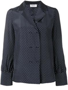 'Sgt. Pepper' polka dot blouse Frame Denim