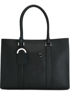 сумка-тоут с двумя ручками Bulgari