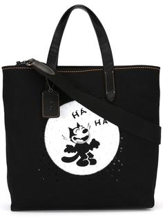 'Felix Laughing' tote Coach