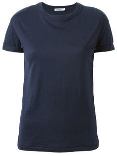 футболка с круглым вырезом  T By Alexander Wang