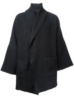 пальто с накладными карманами Isabel Benenato