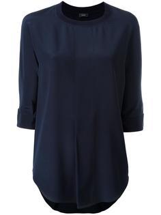 блузка с рукавами три четверти Joseph