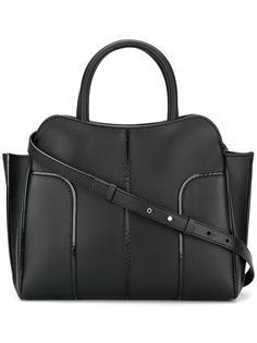 сумка-тоут со съемной лямкой Tod's