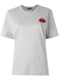 футболка Lara Lip Alex Markus Lupfer