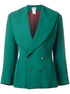 double breasted blazer Alaïa Vintage