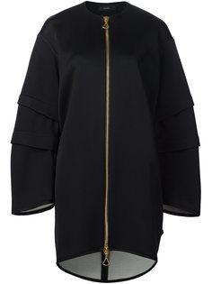 пальто на молнии свободного кроя  Ellery