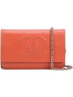 сумка-кошелек на плечо 'WOC'  Chanel Vintage