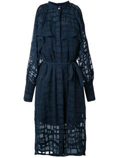 платье 'Gravitate' с открытыми плечами GINGER & SMART