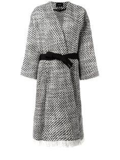 твидовое пальто 'Iban'  Isabel Marant