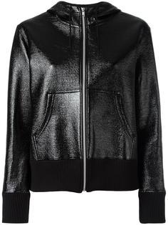 куртка на молнии с капюшоном Junya Watanabe Comme Des Garçons