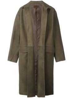 пальто с карманами спереди Yeezy
