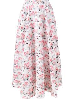 юбка с цветочным принтом 'Eleanor' Emilia Wickstead