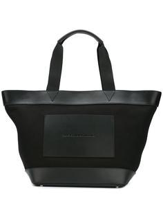 сумка-тоут с тиснением логотипа Alexander Wang