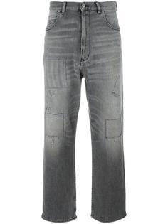 distressed boyfriend jeans Golden Goose Deluxe Brand