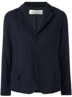 укороченный пиджак 'Atelier Archivio' Alberto Biani