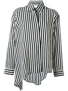 'Tal' asymmetric shirt Christian Wijnants