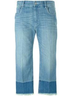 двухцветные джинсы 'Pryam'  Isabel Marant Étoile