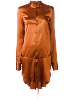 блузка на пуговицах Ann Demeulemeester