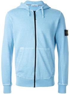 zip up hoodie   Stone Island