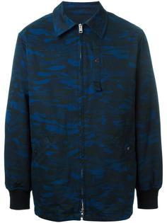 объемная камуфляжная куртка Alexander Wang
