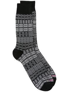 носки в полоску Etro