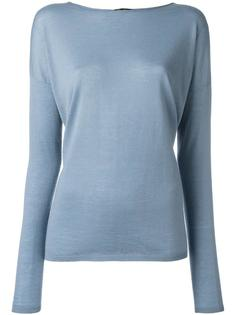drop shoulder sweater Iris Von Arnim