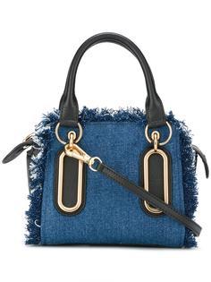 мини сумка-тоут 'Paige'  See By Chloé