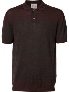 футболка-поло в полоску Orley