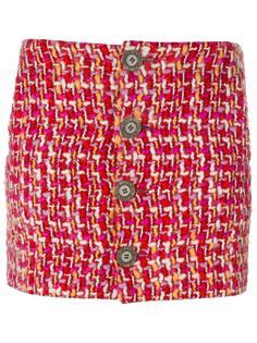 mini boucle skirt Yohji Yamamoto Vintage
