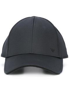 текстурированная кепка Emporio Armani