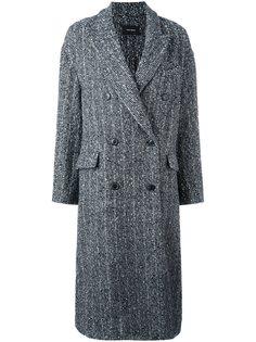 свободное пальто  Isabel Marant