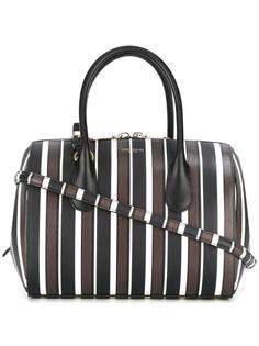 сумка-тоут в полоску Nina Ricci