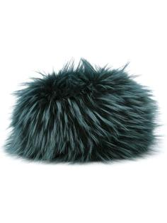 шапка из меха енота Mr & Mrs Italy