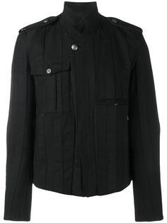 байкерская куртка на пуговицах Ann Demeulemeester