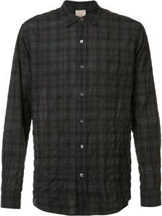 рубашка 'Frank'  с мятым эффектом Baldwin