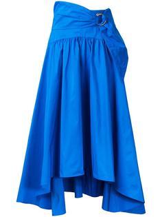 плиссированная юбка с пряжкой Peter Pilotto
