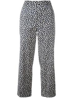 printed trousers  Christian Wijnants