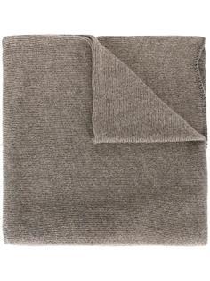 шарф с необработанными краями Stephan Schneider