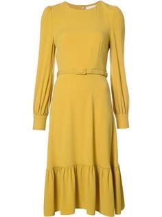 расклешенное платье Co