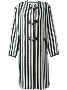 полосатое пальто Isabel Marant Étoile