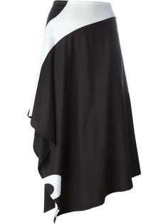 асимметричная юбка Y-3
