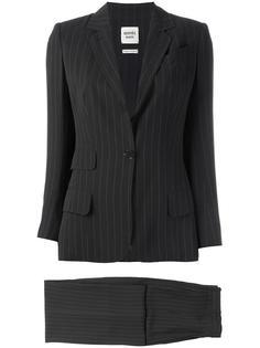 pinstriped suit Hermès Vintage