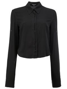 укороченная рубашка Ann Demeulemeester