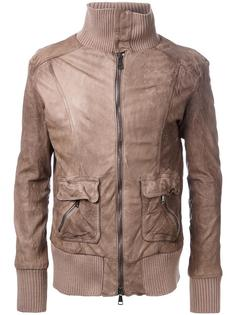 куртка с накладными карманами Giorgio Brato