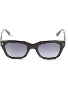 солнечные очки D-образной формы Tom Ford Eyewear