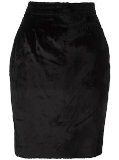 pencil skirt  Fendi Vintage