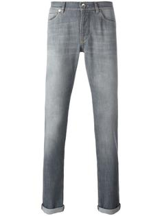 джинсы с пятью карманами Brunello Cucinelli